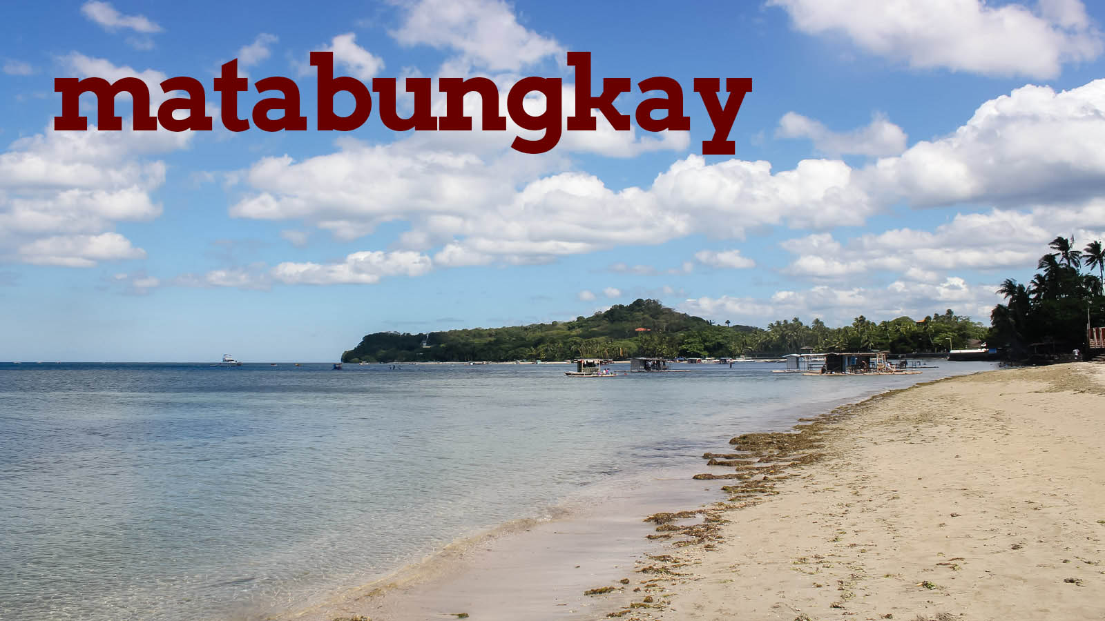 How To Get Matabungkay Beach